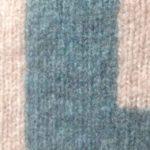 teal lambs wool prayer mat 3