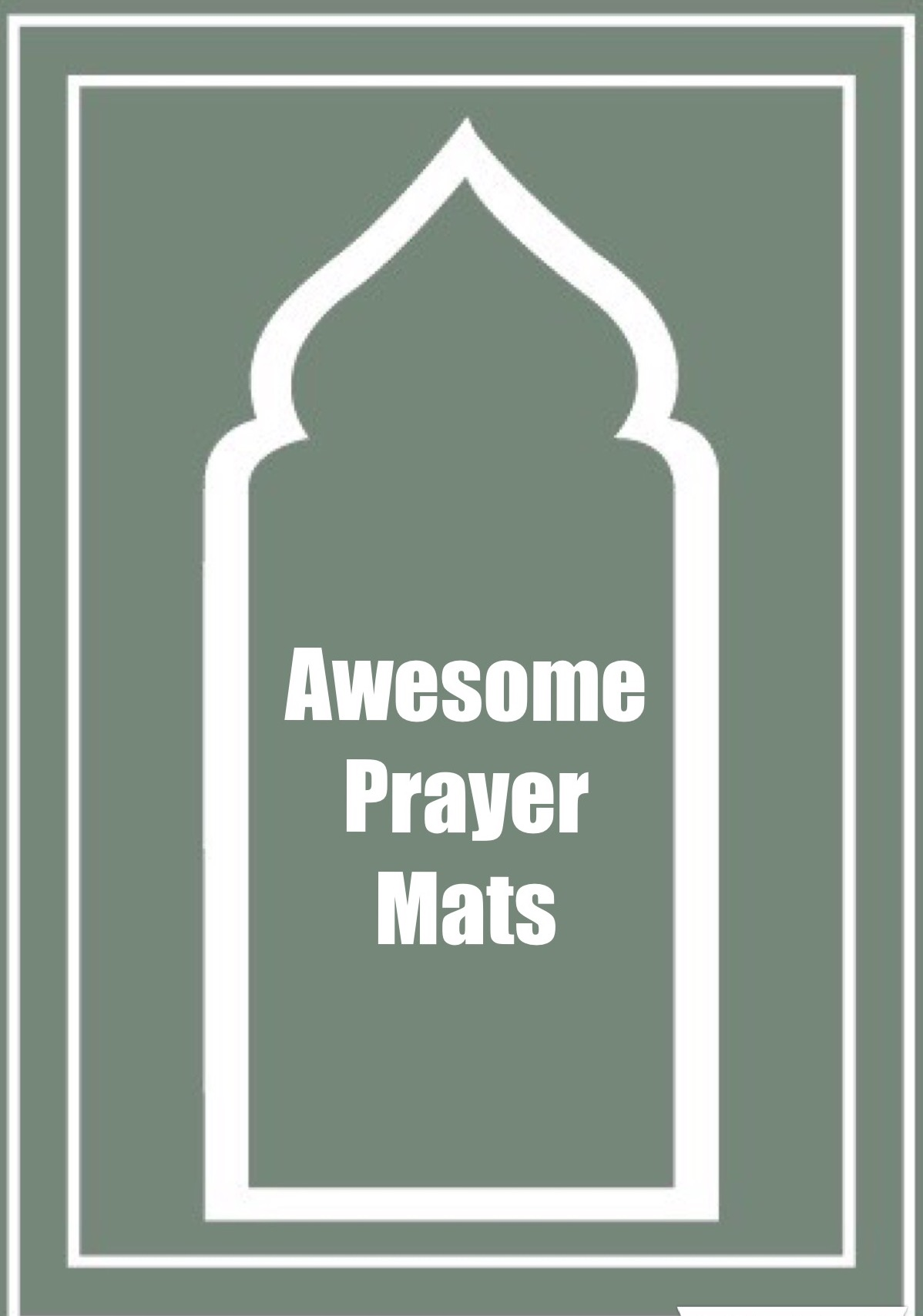 awesome prayer mats