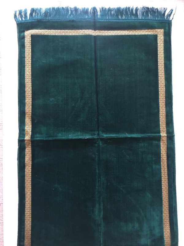 cheap plain turkish prayer mat