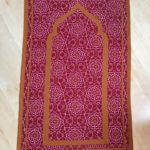 designer pocket travel prayer mat