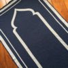 Navy Prayer Mat Sejadah