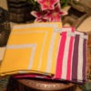 Laila mustard grey prayer mat sejadah musallah