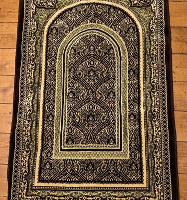 Padded Prayer Mat Rug Musallah Sejadah