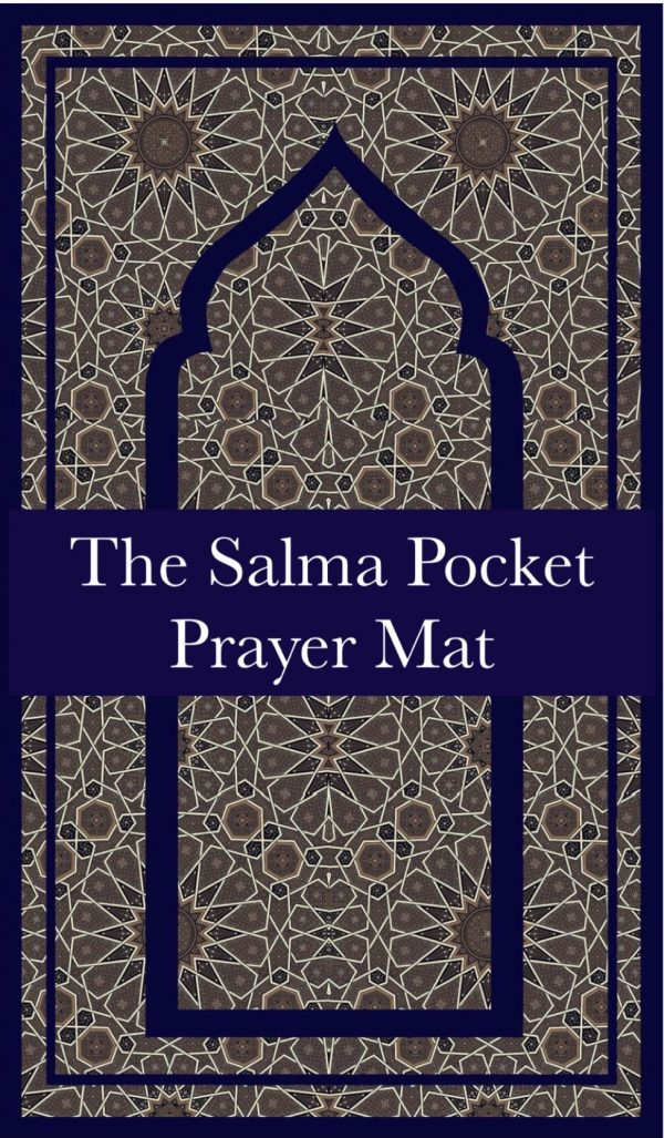 Pocket travel prayer salah mat for ramadan eid