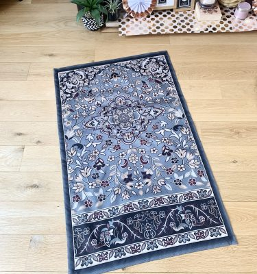 Rawdah Haramain Prayer Carpet Inspired poctet salah mat for prayer